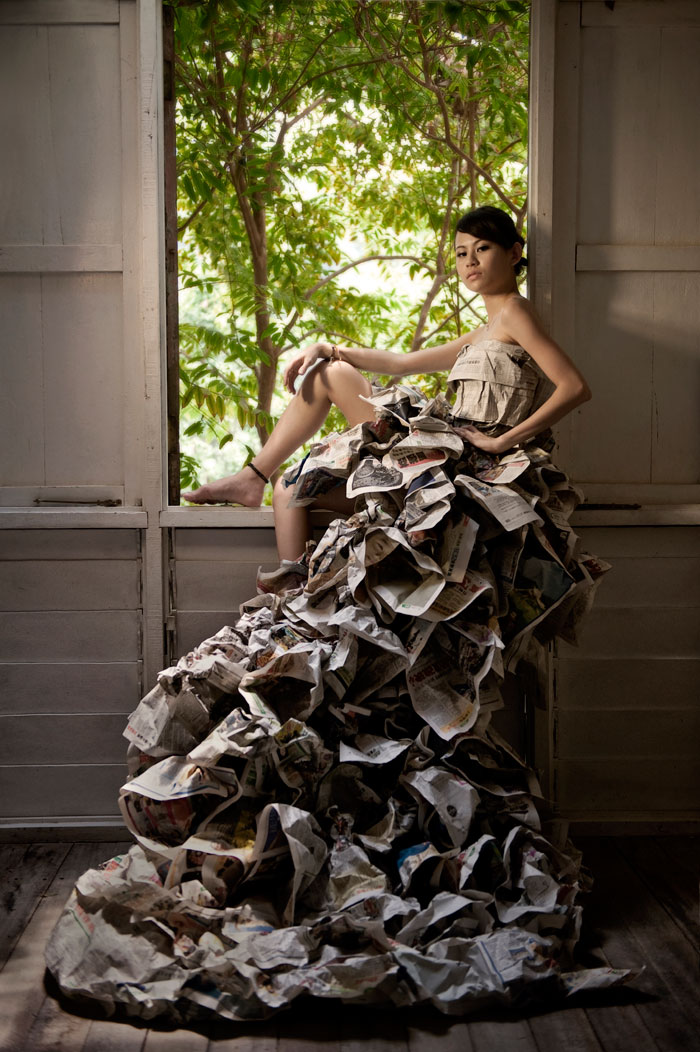 The Paper Gown